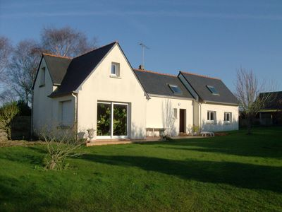 Spacious house with terrace & superb view over the Bay of Saint Brieuc -20%