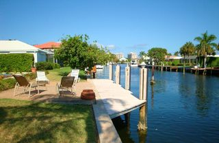 Fort Lauderdale house photo - Spectacular view of the waterway from the sundeck.