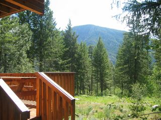 Mazama cabin photo - Summer View