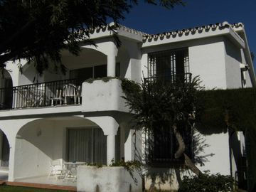 Mijas Costa apartment rental - External View of Apartment
