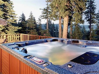 Tahoe City house rental