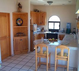 Todos Santos house photo - Fully-equipped Kitchen