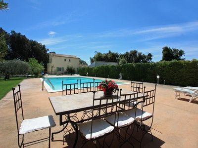 4 Bedroom Villa In Carpentras, Provence, France