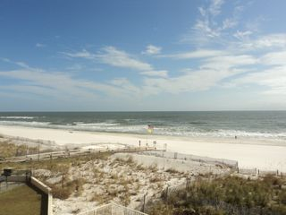 Orange Beach condo photo - Beautiful Gulf Front View From Our Balcony!!!