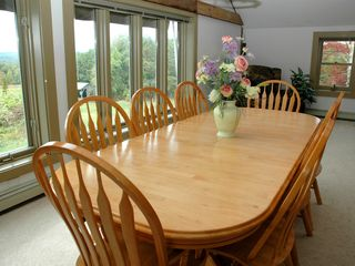 Gilford house photo - Enjoy the scenic view as you Dine with Family & Friends