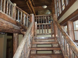 Big Sky house photo - Internal Stair.