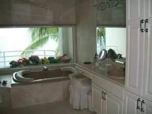 Soak in the Master Bath with Tranquil View