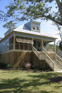 Dauphin Island Cottage