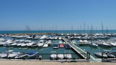 La Horadada apartment rental - Campoamor Marina ( 15minutes walk)