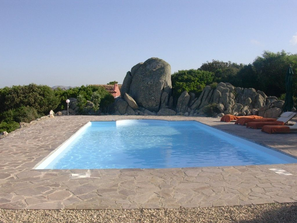 Peaceful house, equipped with air conditioner , Santa Teresa Gallura