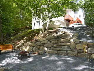 Bushkill house photo - Firepit