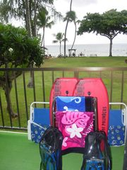 Haleiwa condo photo - Beach Supplies