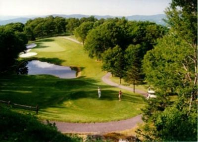Beech Mountain Club golf course