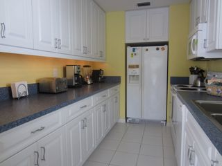Fully equipped kitchen, even an espresso machine. - Captiva Island house vacation rental photo