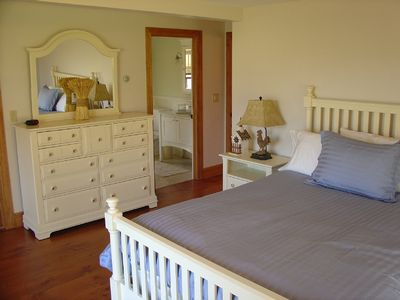 Beautifully furnished bedrooms!