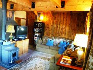 Crested Butte cabin photo - Large Comfy Living Room