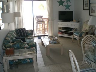 Garden City Beach condo photo - Living Room