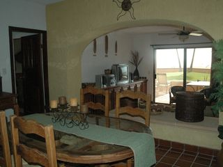 San Jose del Cabo condo photo - Ocean-view dining!!