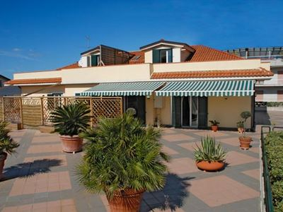 Apartments in Agropoli center, just 10 minutes walk from the center and from the sea