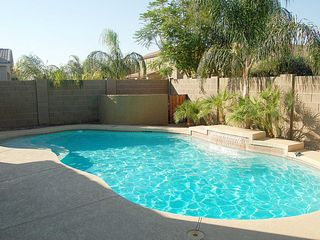 Backyard pool - Queen Creek house vacation rental photo