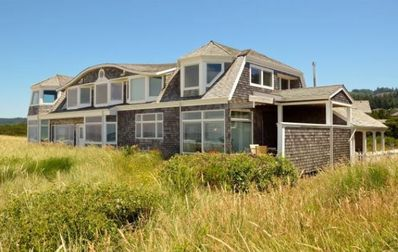 Beach front, ocean front with unobstructed views. 7 Beds, 5 1/2 baths. Gorgeous