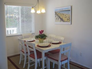 Pacific Beach apartment photo - Sunny Dinning Room