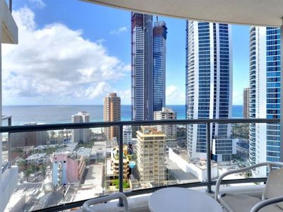 JUST WALK IN AND TAKE IN THE STUNNING OCEAN VIEWS