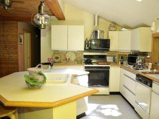Kitchen in main house - Canandaigua cottage vacation rental photo