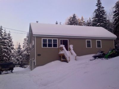 Colebrook house rental