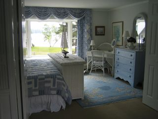 Newfound Lake condo photo - Bedroom 2