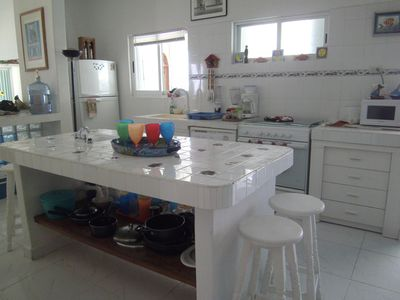 Cancun condo rental - Kitchen View 1