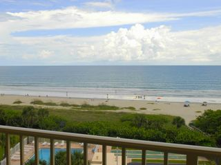 Cape Canaveral condo photo - View from balcony