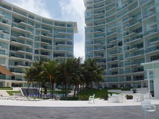 Cancun condo photo - Exterior of two high rise towers in heart of Hotel Zone
