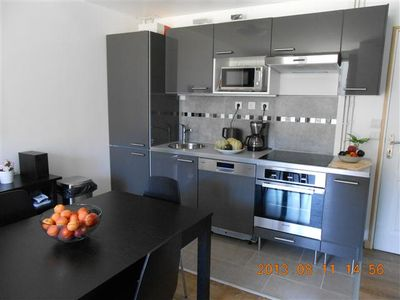 2 bedroom apartment, 4/5, slopes, super equipped, south