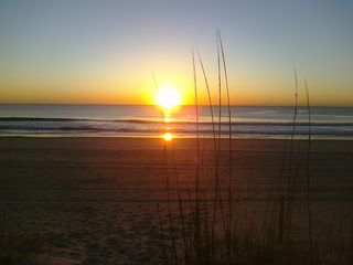 Carolina Beach condo photo - Winter Sunrise - I wish I was there!
