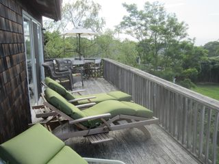 Montauk house photo - Upper Deck