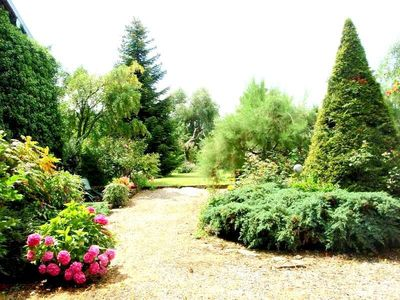 Charming cottage, ' CHARME' 3*** 2-4 people,in house with enclosed garden and p