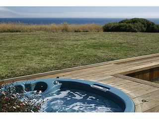 Sea Ranch house photo - The ocean view from the Jacuzzi.