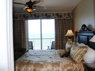 Calypso Resort condo photo - The gulf view from the master suite is breath-taking. Imagine the emerald waters