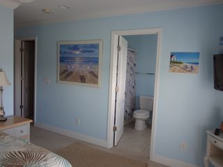 Garden City Beach house photo - Newly decorated! Ocean VIew, Private Pool, Pier 0.7 mile for fishing