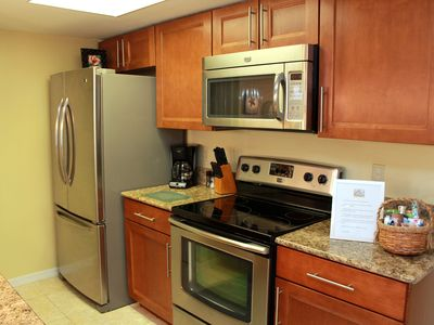 Our Kitchen has all new Appliances