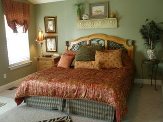 Sunnyside house photo - Master bedroom
