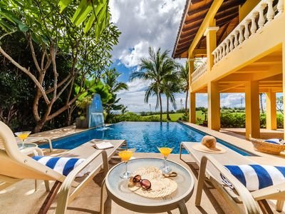 CASA LUNA DE MIEL Oceanfront on Private Beach w/Awesome Pool!