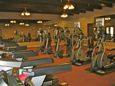 Complimentary Fitness Open 6:00am - 10:00pm