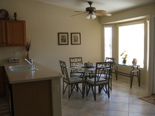 Chandler house photo - Dinette Area, open to Greatroom