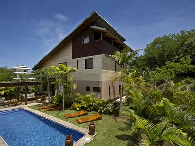 Welcome to 'Woodbox,' our luxury beach villa in Playa Junquillal, Costa Rica