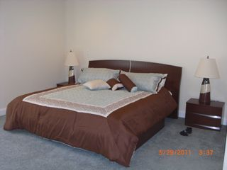 Seaside Heights townhome photo - Master Bedroom