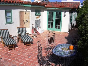 Oxnard house rental - Patio