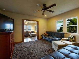 Anini Beach house photo - Theatre Suite, 55 ' HDTV Surround Sound