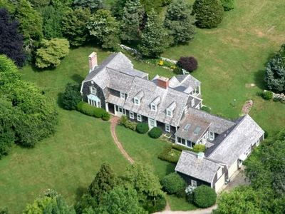 Barnstable Harbor front Estate